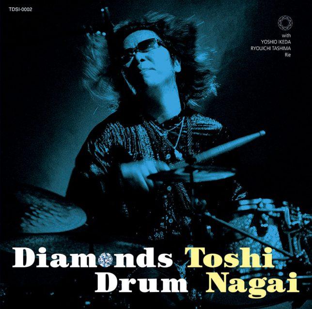 Diamonds drumn/Toshi Nagai